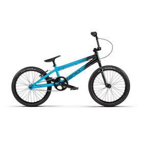 "Radio Bikes Cobalt Pro 20"", black/cyan"